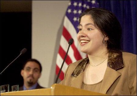 Reyna Paz Hernandez