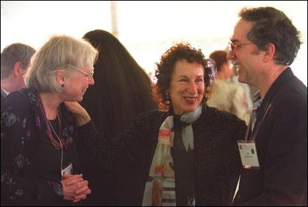 Susan Milmoe, Margaret Atwood, James Bakalar