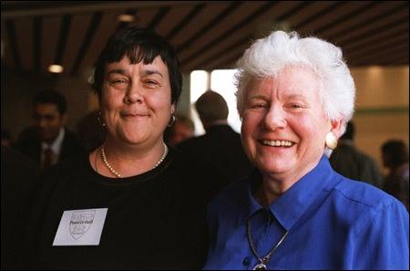 Patricia Gall, Mary Jane Gaziano