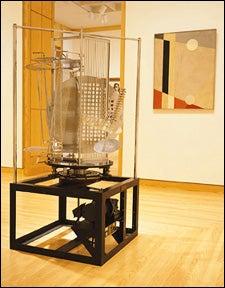 Moholy-Nagy's 'light-space modulator'