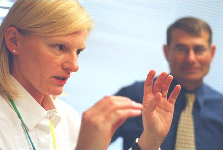 Karin Hoffmeister, Thomas Stossel