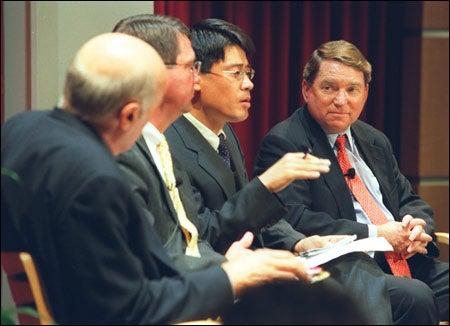 Joe Nye, Ashton Carter, Ha-Won Lee, Thomas C. Hubbard