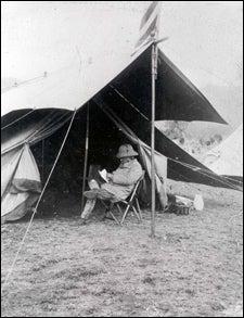 Teddy Roosevelt in Africa, 1909