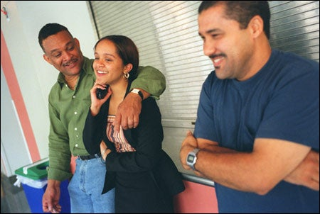 Jose Terrero, Greidy Terrero, and Diry Terrero