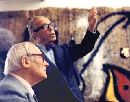 Sert, Joan Miro