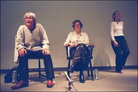 Twyla Tharp with Naomi Allen