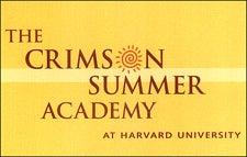 Crimson Summer Academy logo