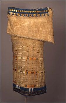 sidefold dress
