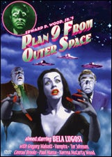 movie poster for 'Plan 9 From Outer Space'