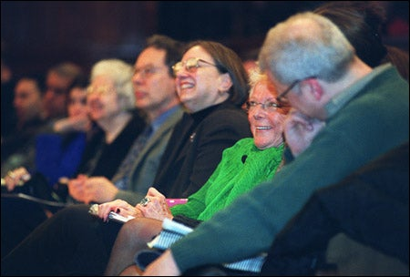 Nochlin, audience