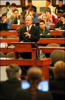 Nevada Public Defender Robert Dolan