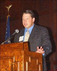 David G. Bunning '88