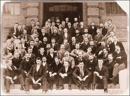 Harvard Medical Class of 1888