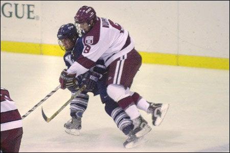 Yale's Matt Cohen, Dan Murphy '06