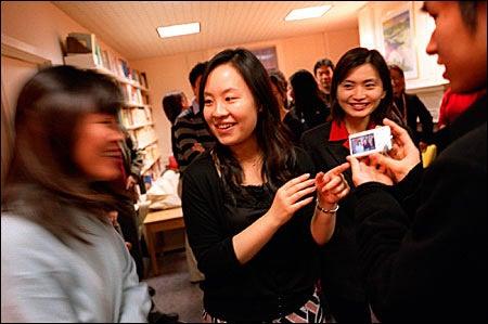 Tsang and friends