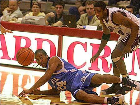 Columbia's Mack Montgomery, Jason Norman '05