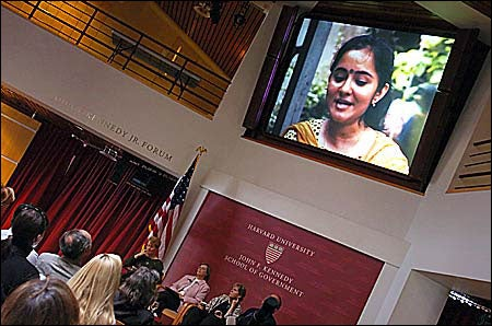 film shown at the Kennedy School