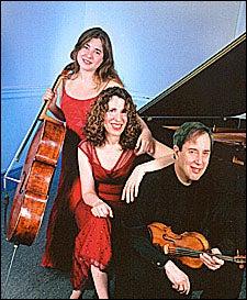Weilerstein Trio