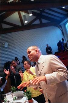 Rev. Aaron D. Lewis