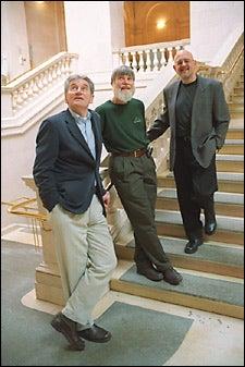 Pertile, Georgi, Gilbert