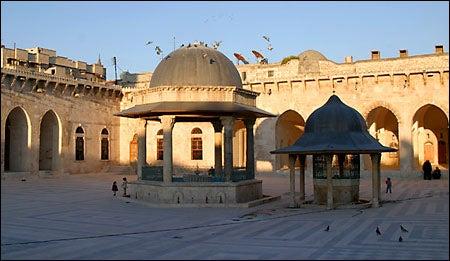 Aleppo plaza