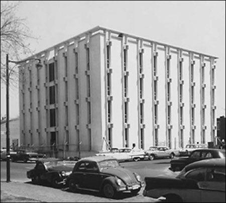 Engineering Sciences Building