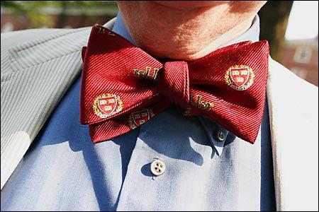 snappy bow-tie wearer