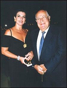 Mr and Mrs Safra