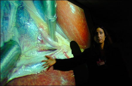 Vivian Sanchez lectures