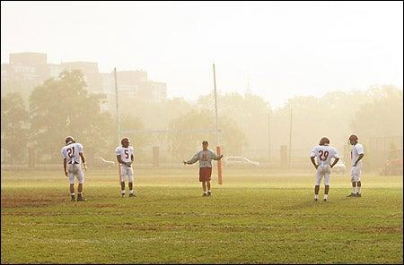 misty practice field