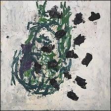 Baselitz painting