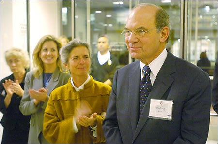 Sidney and Susan Knafel