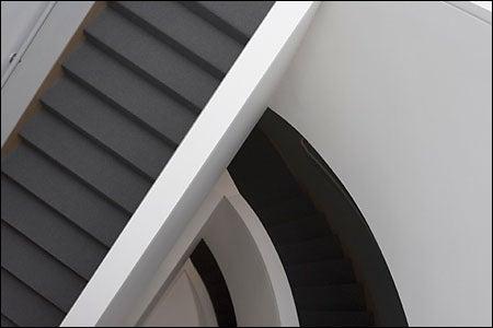 CGIS stairwell