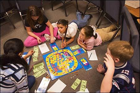 afterschool games
