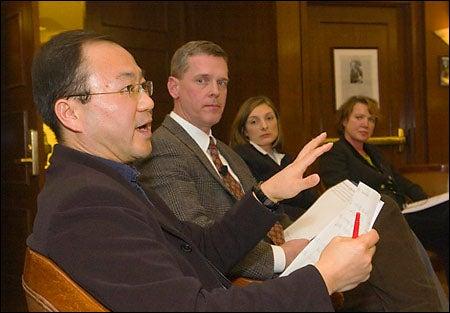 Zhengrong Hu, Kevin Ryan, Sunshine Hillygus, and Diane Francis