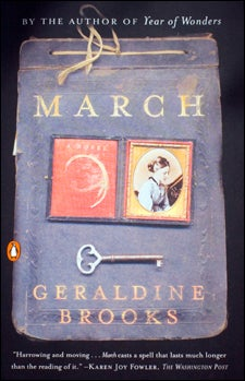 Cover of 'March' by Geraldine Brooks
