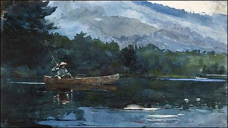 'Adirondack Lake'