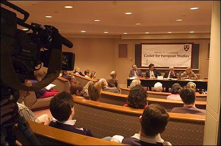 Italy panelists