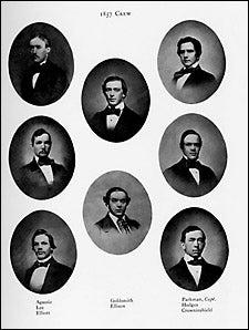 1857 crew