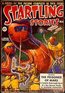 Startling Stories!