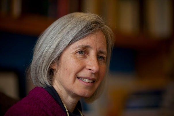 Martha Minow, a member of the Harvard Law School faculty since 1981, has been named dean of the School.