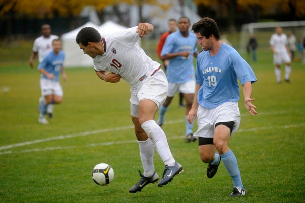 Andre Akpan was named to the 2009 Missouri Athletic Club's Hermann Trophy Watch List and the College Soccer News Preseason All-America first team.