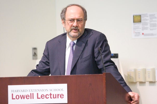 The American Prospect magazine's Robert Kuttner delivered the Lowell Lecture this year, providing a frank appraisal of Obama's first hundred days: 'I am extremely worried about the way he is going about economic policy and financial policy. … There is something quite alarming about the way he is going about the financial rescue, and that in turn [is reflected in] the people he's hired.""