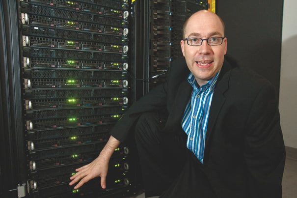 Alán Aspuru-Guzik, assistant professor of chemistry and chemical biology, said that GPU-based computing has sped up by 15 times calculations for some problems in quantum chemistry.