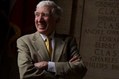 The massive treasure trove of papers from one of Harvard's most famous literary graduates, John Updike '54, will now reside in Houghton Library. The acquisition means the library will become the center for studies on the author's life and work.