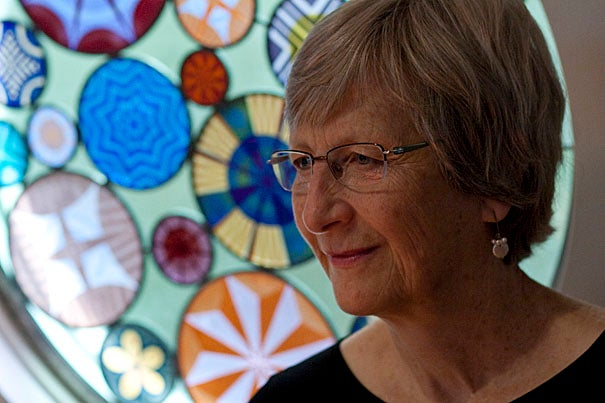 Harvard Professor Laurel Thatcher Ulrich was honored as the 10th recipient of the John F. Kennedy Medal of the Massachusetts Historical Society. She is the first woman given the award.
