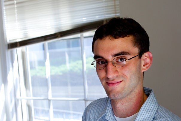 """Peter Bernard '11: """"The single most important and comforting thing that I learned this summer was that the culture of books and print is alive and well in Japan ..."""""""