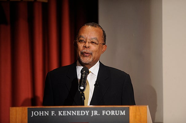 Henry Louis Gates Jr. accepted the Sarah Josepha Hale Award on Oct. 3. The award recognized his many accomplishments, including 12 books and 10 documentaries.