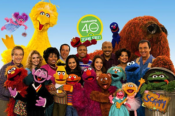 "Today you would be hard-pressed to find an adult or a child who has never heard of Big Bird, Grover, or Oscar the Grouch. After all, ""Sesame Street"" is celebrating 40 years and here's how it started ..."