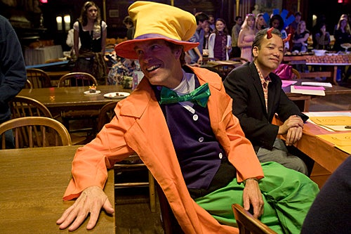 The Mad Hatter ditches the tea party